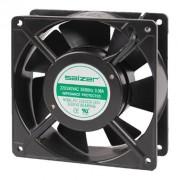 Ventilateur axial à moteur électrique - Dimensions 120 x 120 x 38 mm - Tension 110 220 ou 380 VAC