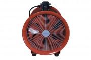 Ventilateur axial et extracteur d'air à usage professionnel - Puissance : 500 W