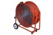 Ventilateur axial industriel - Ventilateur axial sur roues