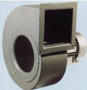 Ventilateur centrifuge à action - À action, à réaction ou à pâles droites ou incurvés