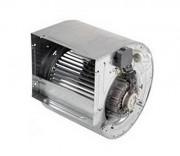 Ventilateur centrifuge à double aspiration - Température air : Min -20°C Max +40°C
