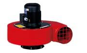 Ventilateur centrifuge d'extraction - Hélice à aubes pour une meilleur efficacité