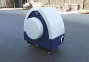 Ventilateur centrifuge haute pression - Transporter la matière sur de grandes distances