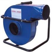 Ventilateur centrifuge portatif - Monophasé ou Triphasé - Aspiration élevée