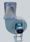 Ventilateur d'aspiration professionnel - Poussières, gaz d'échappement et fumées
