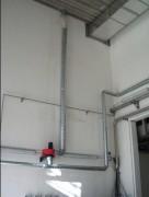 Ventilateur de conduit réseau - Résistant