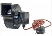 Ventilateur de forge électrique de type ATV 125 - 230 V, 50 Hz, 85 W - Pression max. 270 Pa