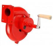 Ventilateur de forge manuel - Diamètre extérieur : 250 mm - Pression : 500 Pa à 140 tr/min