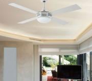 Ventilateur de plafond lumineux - Plusieurs modèles disponibles