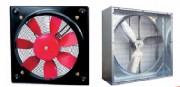 Ventilateur extracteur d'air - Débit : de 900 à 30 149 m³/h