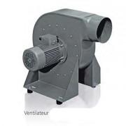 Ventilateur fumées et solvants - Débit max. : de 1.000 à 8.000 m3/h