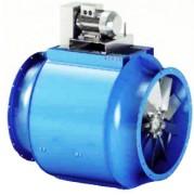 Ventilateur hélicoïdal à flux séparé - Ventilateur hélicoïdal