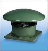 Ventilateur helicoidal direct serie EVT - Ventilateur helicoidal