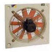 Ventilateur helicoidal industriel - À attaque directe ou à transmission