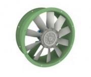 Ventilateur hélicoïde d'atelier - Débits de 1500 à 100000 m³/h