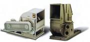 Ventilateur industriel - Montage à transmission ou arbre nu