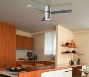 Ventilateur plafond avec éclairage - Télécommande incluse