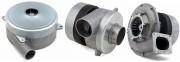 Ventilateur pompe sans balais - Disponible en 120 VCA / 230 VCA / 120-230 VCA