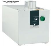 Ventilateur pour armoire de sécurit - Dimensions l x P x H extérieures : 200 x 400 x 200 mm