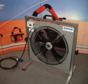 Ventilateur professionnel - Débit : 4500 M3/H