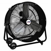 Ventilateur professionnel sur berceau orientable 60 cm - Débit d'air : 14 500 m3/h