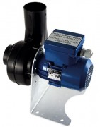 Ventilateur radial antidéflagrant - Consommation maximale de courant : 2.9