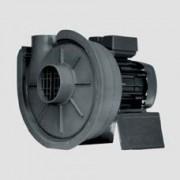 Ventilateur radial avec relais thermique - A courant alternatif avec relais thermique