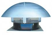 Ventilateur tourelle d'extraction - 1.000 à 30.000 m³/h | pressions de 0 à 70 mmCE