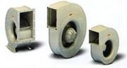 Ventilateurs centrifuges compacts - Moteurs à rotor extérieur