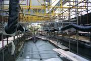 Ventilation chantier naval - Ventilation pour travail nautique - restauration bateau