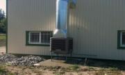 Ventilation rafraichie - Climatisation par évaporation