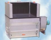 Ventilation table aspirante avec filtration - Supporter charges statiques proches de 350 kg/m²