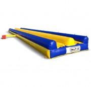 Ventre glisse gonflable - Matériaux : PVC haute qualité