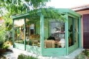 Vérandas sur-mesure pour commerces - Véranda en aluminium, bois, acier ou bioclimatique