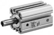 Vérin aluminium pneumatique piston magnétique - Vérin compact CCi