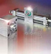 Vérin compact et rotatif - Vérin Compact et Rotatif Inox 12 Bar