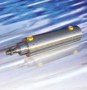Vérin cylindrique inox - Disponible en version démontable ou magnétique