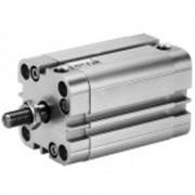 Vérin pneumatique à double effet 16 à 100 mm - Compact série KPZ