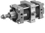 Vérin pneumatique à tirants diamètre 125 à 250 mm - Vérin à tirant série TRB - option en ATEX