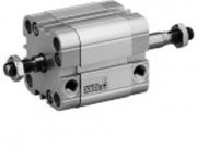 Vérin pneumatique aluminium à double effet - Compact KPZ