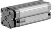 Vérin pneumatique anti-torsion Compact série KPZ - Compact série KPZ