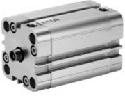 Vérin pneumatique double effet résistant à la chaleur - Compact série KPZ
