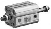 Vérin pneumatique piston magnétique compact CCi - Vérin compact CCi