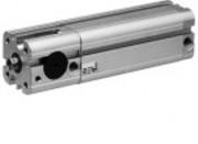 Vérin pneumatique piston magnétique compact série KPZ-IH - Vérin compact série KPZ-IH