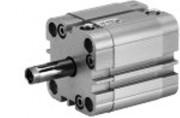Vérin pneumatique sortie sans pression - Vérin compact série KPZ