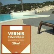 Vernis de protection pour Moquette de pierre - Vernis mono-composant stable aux U.V
