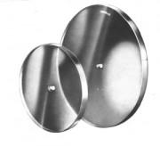 Verre avec trou central - Ø 10,5mm pour essuie-glace EG1