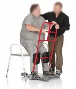 Verticalisateur patient - Poids supporté (kg) : 150