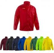 Veste coupe vent 100 % polyester - Simple et efficace