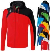 Veste d'entrainement à capuche pour homme - Composition : 100% polyester